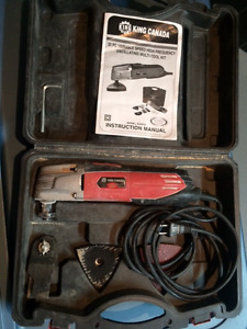 Oscillating Multi-tool kit