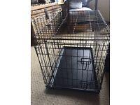 Medium Dog Cage 76 x 48 x 52 cm.