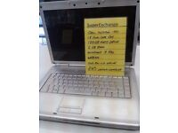 Dell Inspiron 1521 + Charger - Only £45 - 120GB Memory, Win 7 Pro, 2GB RAM, 1.8 GHz Processor
