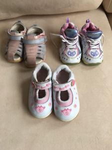 Baby Shoes - size 4