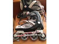 SFR Rollerblades/Inline Skates Size 8
