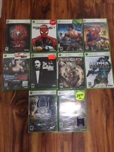 Selling Off Most of My Huge XBOX 360 Video Game Collection