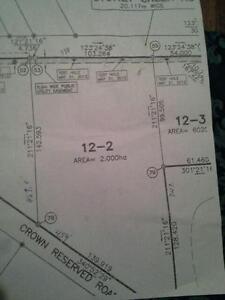 5 Acres Lot on Stoney Creek Road