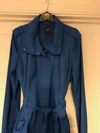 Blue Armani Coat