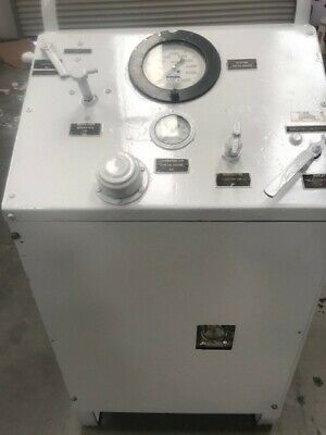 Aircraft Component Hydraulic Test Cart 5606