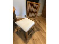 Dining Room Chairs (four)