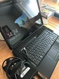 Dell Inspiron 1545 - Matte Black Laptop