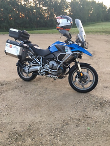 BMW R1200GS Many Extras Including ESA
