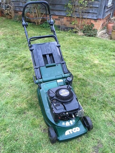 Atco Admiral Petrol Lawn Mower Spares Or Repair In Alming Surrey Gumtree