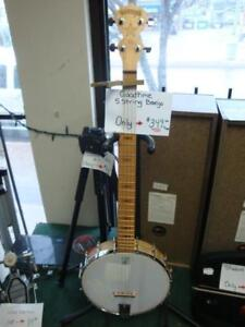 Goodtime 5 string Banjo
