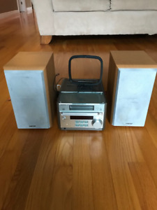 Sony RB5 Micro System Mini Systems