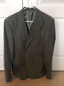 Grey La-Chetau Sport Jacket-Blazer