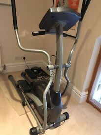 HORIZON FITNESS ANDES 200 FOLDABLE CROSS / ELLIPTICAL TRAINER
