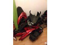 Honda pcx 125cc parts available