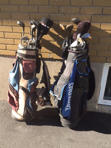 Sets Of Golf Clubs