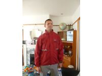 Prime condition jacket for runnng or cycling