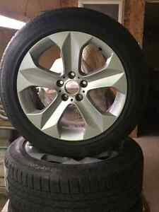 WINTER TIRES w/ RIMS FOR SALE