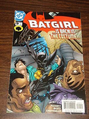 BATGIRL #9 DC COMICS BATMAN DARK KNIGHT VFNM CONDITION DECEMBER 2000