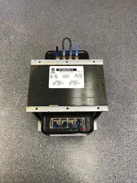 GENERAL ELECTRIC GE 9T58K2812 TRANSFORMER 1KVA 1PH