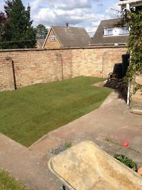 TURF SUPPLIES & LAYING, NORWICH, NORFOLK & SURROUNDING AREAS