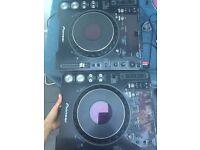 PIONEER CDJ 1000 MK3 X 2
