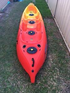Viking Nemo Two Seat Kayak Bundall Gold Coast City Preview