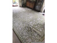 Large rug perfect condition