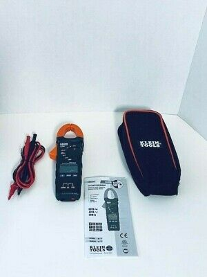 Klein Tools Cl110 Ac Auto-raging Digital Clamp Meter