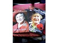 THE QUEEN MOTHER MEMORIAL TRIBUTES x 2 - MAGAZINES