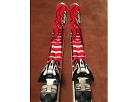 Nordica Hotrod Eliminator Alpine Ski 170 cm and marker bindings