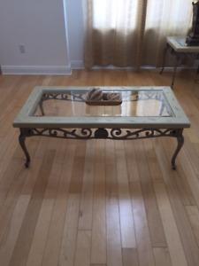 Tables de Salon & Table A Manger- Living room Tables & Dinner