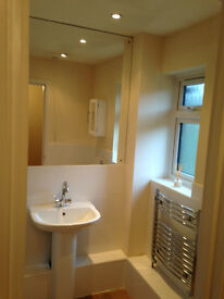 Immaculate 1 bed end of terrace house for rent. Quiet location, garden and private parking