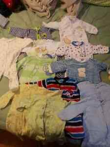 Boy 3-6 months sleepers