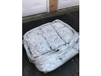 White Pebbles 20-40mm - 10 Bags (Approx. 200Kg)