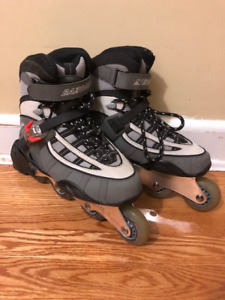 Roller Blades Boys Size 7