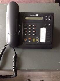 4 x Alcatel-Lucent 4019 telephones
