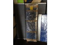2x 1540x440mm blue desktop screens in excellent condition only £45 each