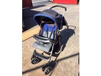 Graco pushchair ( Pram) with rain cover