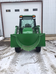 Blades and other attachments for SMALL JD TRACTORS Edmonton Edmonton Area image 3