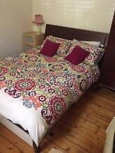 Hardwood Queen Bed North Sydney North Sydney Area Preview