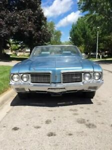 1971 olds cutlass s convertible