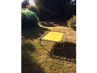 Old style trampoline going for free