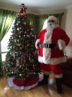 Santa Visits for your party or event!