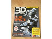 3D world Fluid effects Winter 2007 + Free CD
