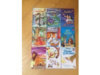 9 hardback Disney books for children in excellent condition