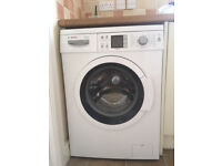 Bosch Exxcel 8 VarioPerfect under-counter washing machine - 1400rpm