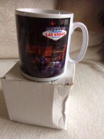 New Las Vegas Mug in Box