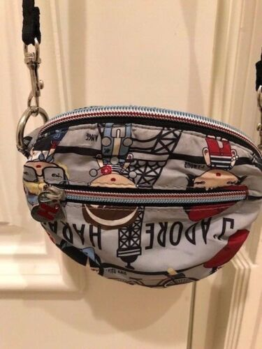 Harajuku Lovers Small Round Shoulder Bag/Purse--Gwen Stefani--XLNT Condition