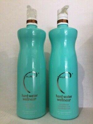 Hard Water - New: Malibu C Hard Water Shampoo/Conditioner 32 oz with free shipping
