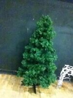 Christmas trees in great shape $25.00 each 6 feet tall